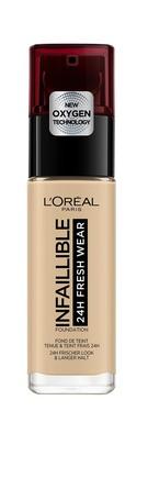 L'Oréal Paris Infailible Foundation 100 Linen