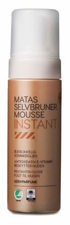 Matas Striber Instant Selvbruner Mousse Uden Parfume 150 ml