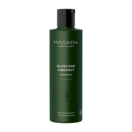 Mádara Gloss & Vibrance Shampoo 250 ml