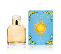 Dolce & Gabbana Light Blue Pour Homme Sun Eau de Toilette 75 ml