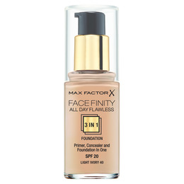 Max Factor All Day Flawless 3 in 1 Foundation 40