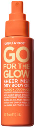 Formula 10.0.6 Go For The Glow Dry Body Oil 110 ml