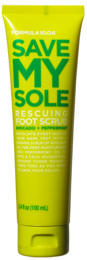 Formula 10.0.6 Save My Sole Foot Scrub 100 ml
