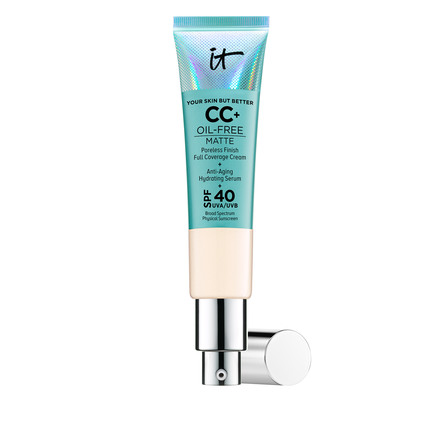 IT Cosmetics Your Skin But Better CC+ Oil Free SPF 40+ Fair