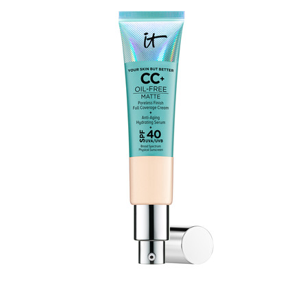 IT Cosmetics Your Skin But Better CC+ Oil Free SPF 40+ Light