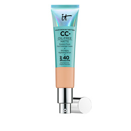 IT Cosmetics Your Skin But Better CC+ Oil Free SPF 40+ Medium Tan