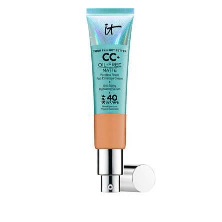 IT Cosmetics Your Skin But Better CC+ Oil Free SPF 40+ Tan