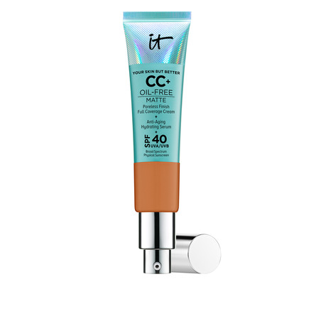 IT Cosmetics Your Skin But Better CC+ Oil Free SPF 40+ Rich