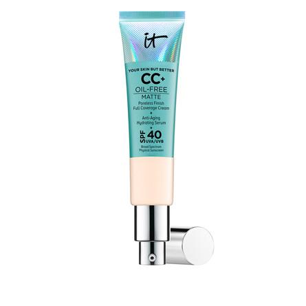 IT Cosmetics Your Skin But Better CC+ Oil Free SPF 40+ Fair Light
