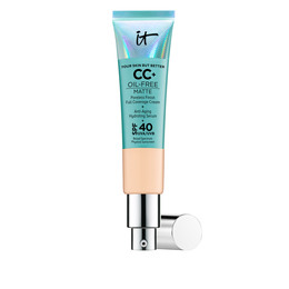 IT Cosmetics Your Skin But Better CC+ Oil Free SPF 40+ Light Medium