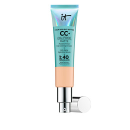IT Cosmetics Your Skin But Better CC+ Oil Free SPF 40+ Neutral Medium