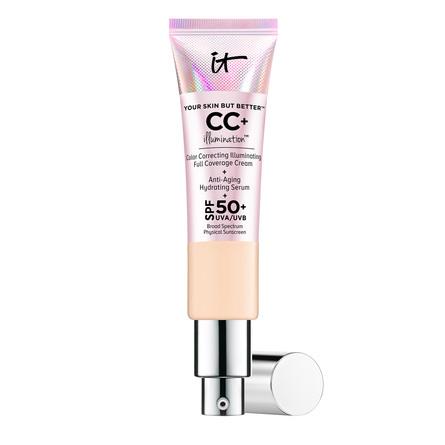 IT Cosmetics Your Skin But Better CC+ Illumination SPF 50+ Light Medium