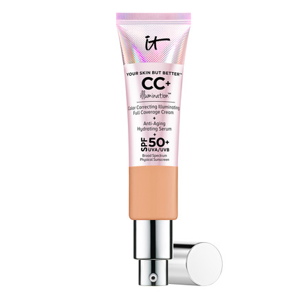 IT Cosmetics Your Skin But Better CC+ Illumination SPF 50+ Neutral Tan
