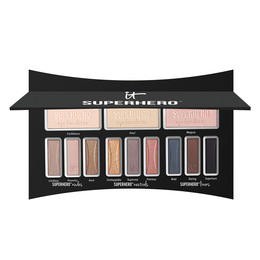 IT Cosmetics Superhero Øjenskygge Palette (9+3)