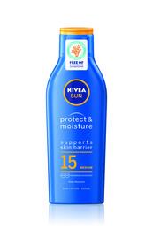 Nivea Sun Protect & Moisture Sun Lotion SPF 15 200 ml