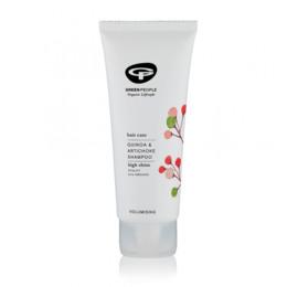 Green People Quinoa & Artichoke Shampoo - Travel Size 100 ml