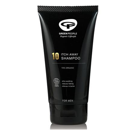 Green People Men's Care No. 10 Itch Away Shampoo 150 ml