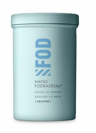 Matas Striber Fodbadesalt Kølende 400 g