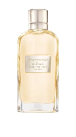Abercrombie & Fitch First Instinct Sheer For Her Eau de Parfum 100 ml