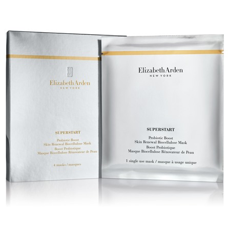 Elizabeth Arden Superstart Probiotic Boost Skin Mask 4 stk.