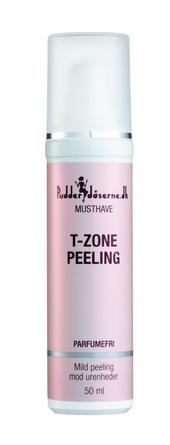 Pudderdåserne.dk T-Zone Peeling 50 ml