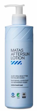 Matas Striber Aftersun Lotion Uden Parfume 400 ml