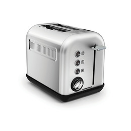 Morphy Richards Accents Toaster 2-slice Børstet Stål