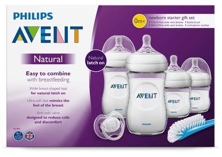 Philips Avent Starter Set Natural V2