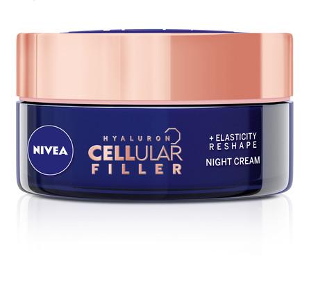 Nivea Cellular Filler + Elasticity Reshape Night Cream 50 ml