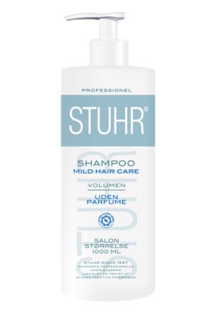Stuhr Mild Shampoo Volume 1000 ml