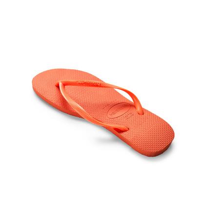 Havaianas Slim Orange Cyber str. 35/36 - 24 cm lang