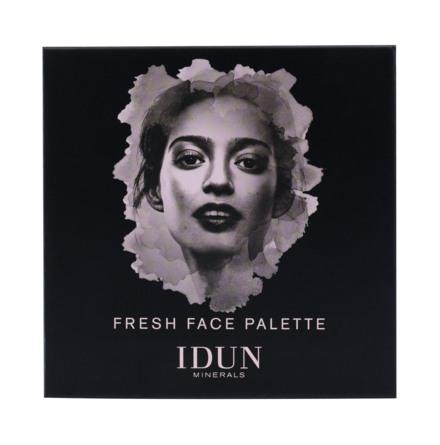 IDUN Minerals Fresh Face Palette