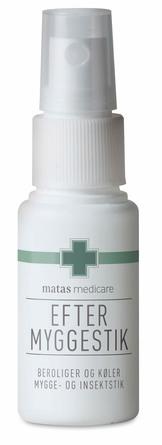 Matas Medicare Efter Myggestik Spray 25 ml