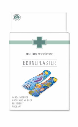 Matas Medicare Børneplaster 20 stk.