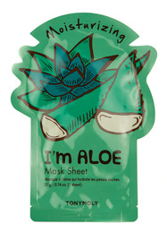TonyMoly I Am Real Aloe Mask Sheet