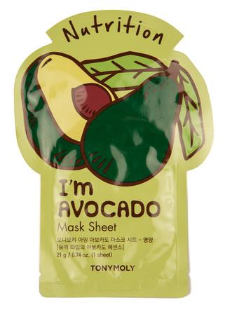 TonyMoly I Am Real Avocado Mask Sheet