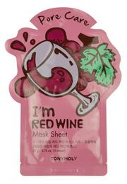 TonyMoly I Am Red Wine Mask Sheet