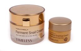 TonyMoly Timeless Ferment Snail Cream Set 50 + 20 ml