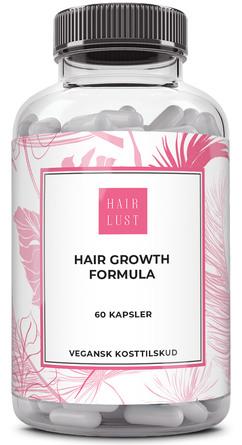 HairLust Hair Vitamins 60 kaps