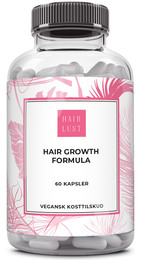 HairLust Hair Vitamins 60 kaps