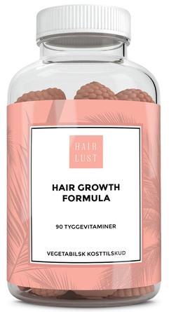 HairLust Hair Gummies 90 stk.