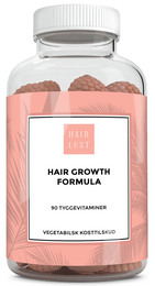 HairLust Hair Gummies 90 stk