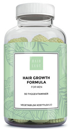 HairLust Hair Gummies Men 90 stk