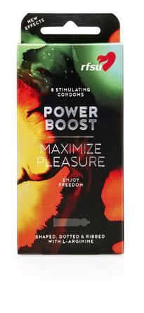 RFSU Power Boost kondomer 8 stk