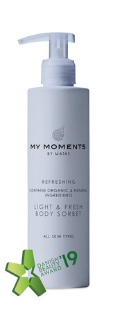 My Moments Light & Fresh Body Sorbet 240 ml