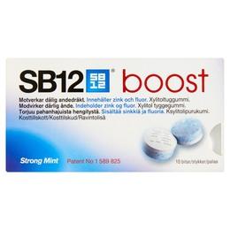 SB12 Boost Strong Mint 10 stk.