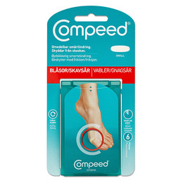 Compeed Vabler Small 6 stk.