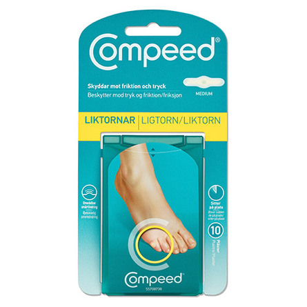 Compeed Ligtorn Medium 10 Stk.