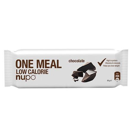 Nupo Meal bar Chokolade 60 g