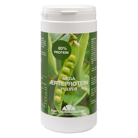 Ærteprotein Mega 83% 350 g